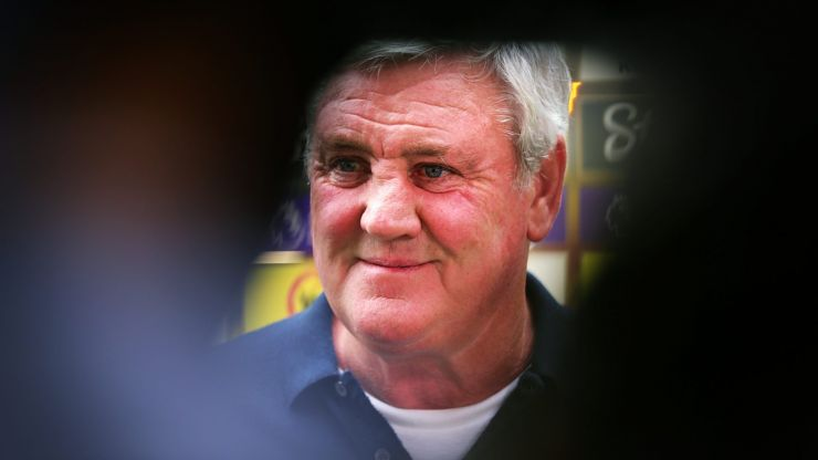 """""""It's taken its toll"""" - Steve Bruce gives first interview after 'mutually consenting' to leave Newcastle"""