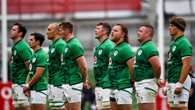 Simon Zebo returns as Ireland announce squad for November internationals
