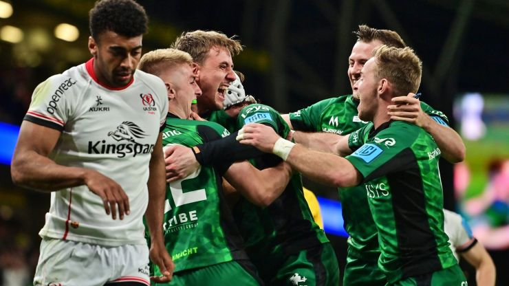 Billy Burns has night to forget as Connacht blow Ulster away